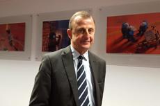 Bertrand Paquet, directeur des achats de STX France